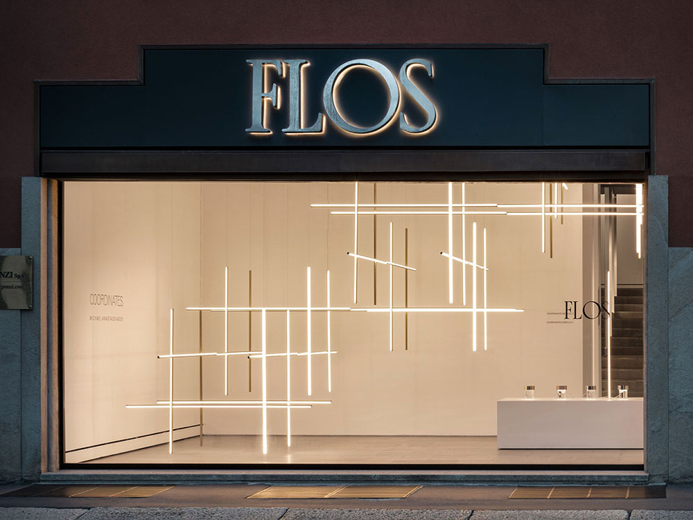 Flos Milan Tour en la Milano Design City 2020