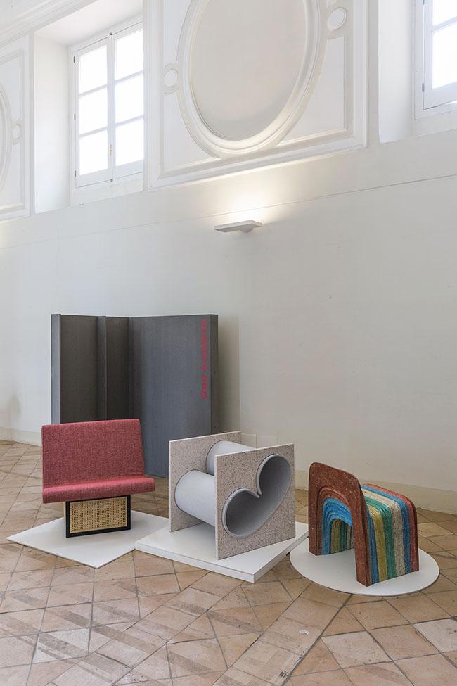 La obra de la napolitana Gae Avitabile de Tana Design Sudio para EDIT Napoli